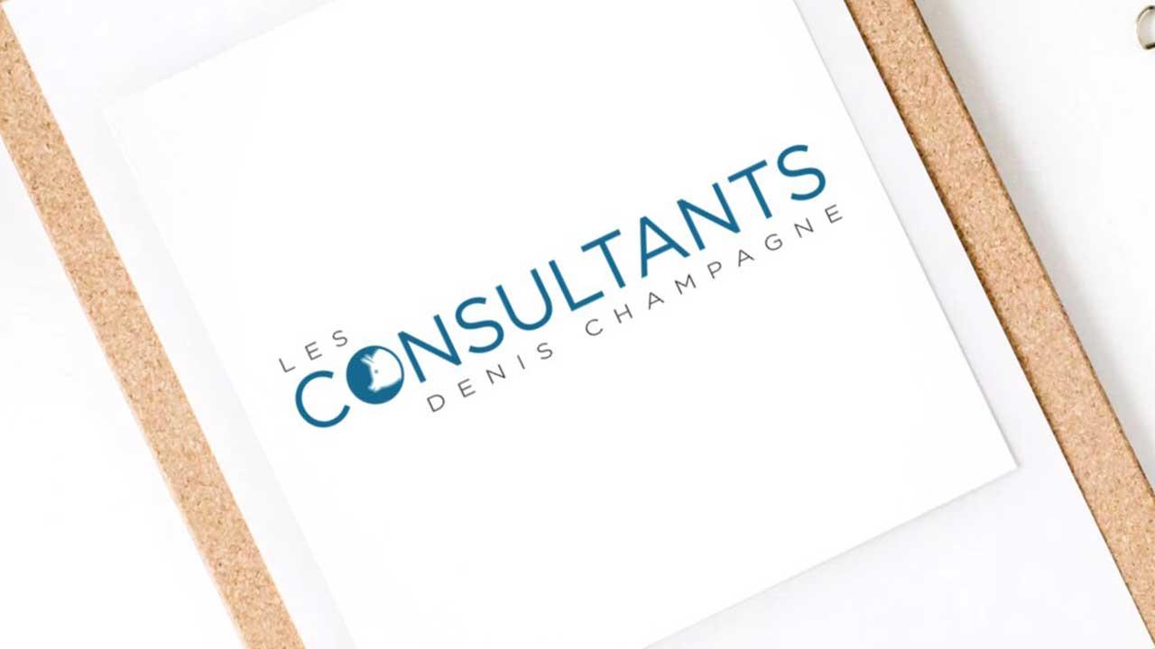 Logo Les Consultants Denis Champagne
